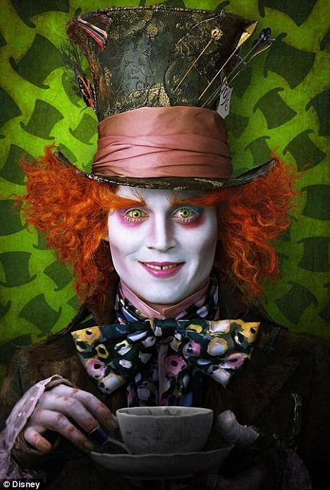 JD Mad Hatter